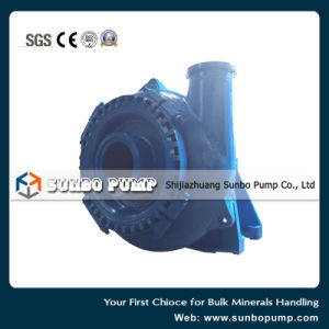 High Chrome Alloy Gravel Sand Dredger Pump pictures & photos