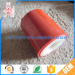 2016 OEM Molded Rubber Conveyor Pulley pictures & photos