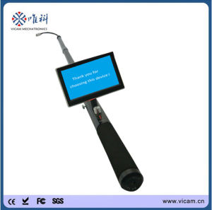 Hot-Selling Pipe and Wall Telescopic Pole Video Inspection Camera pictures & photos