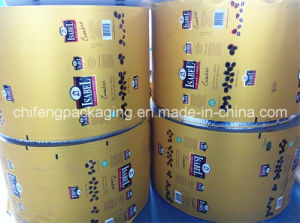 Sachet Plastic Packaging Film pictures & photos