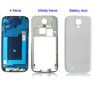 Original Full Housing Middle Frame for Samsung S4 I9500 pictures & photos