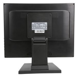 Best Offer Square VGA TFT LCD POS 4 Wire Resistive Mode 15 Inch Touch Screen Display Monitor pictures & photos