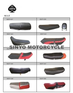 Wholesale High Quality Motorcycle Seat pictures & photos