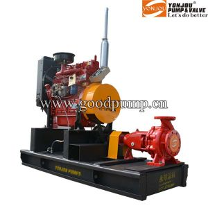 Fire-Fighting Water Pump with Diesel Engine pictures & photos