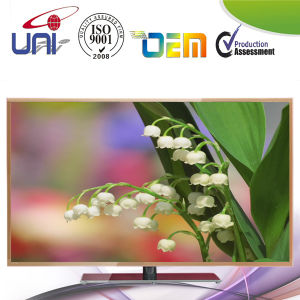2016 New Modle Super Slim 32 Inch HD LED TV with Freeview and Full HD LED TV pictures & photos
