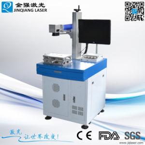 High Accuracy Fiber Mark Laser Machine for Sale pictures & photos