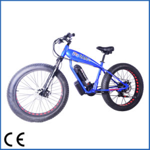 Fat Tyre Hummer Electric Dirt Bike 48V 500W Okm-147