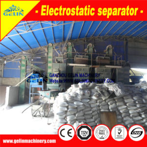 High-Voltage Electric Rutile Separator Electrostatic Separator for Indonesia Zircon Heavy Mineral Sand pictures & photos