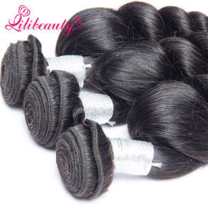High Quality Virgin Mongolian Human Hair Loose Wave pictures & photos