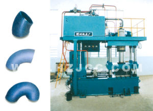 HJ043 Serial Elbow Extruding Hydraulic Press pictures & photos