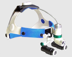 Good Price Dental Head Lamp Withloupe pictures & photos