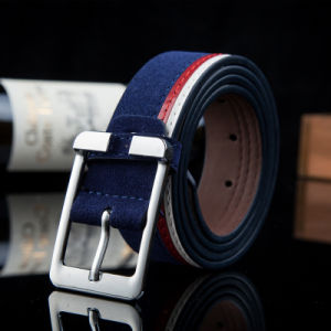 2017 Men Belts Fashion Accessories PU Leather Luxury Straps pictures & photos