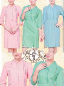 Nurses Uniform in Different Colors pictures & photos