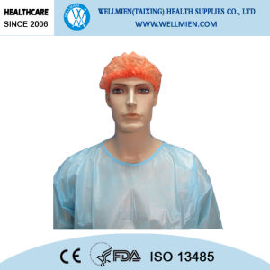 Pleated Type Surgical Bouffanct Cap pictures & photos