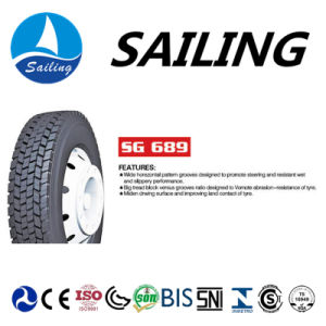 Bus and Truck Tyres, All Radial Tyres