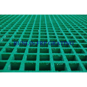 FRP Grating Manufacture