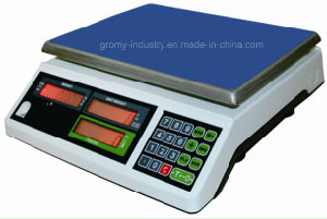 Electronic 30kg Table Top Scale Price Computing Counting Weighing Scale pictures & photos