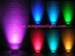 24PCS RGB Waterproof Outdoor LED Wall Washer DMX pictures & photos