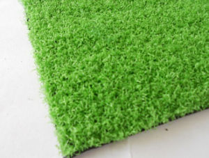 High Density Artificial / Fake Simulation Turf Synthetic Grass for Soccer pictures & photos
