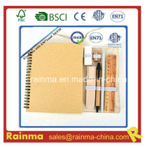 Eco Stationery Set with Notebook pictures & photos