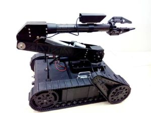Compacted Size of Eod Robot pictures & photos
