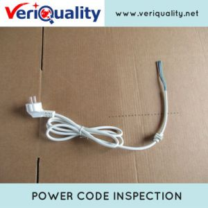 Power Cord Quality Control Inspection Service at Yuyao, Zhejiang pictures & photos