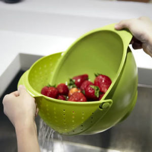 Rinse Bowl and Strainer, Rinse Basket pictures & photos