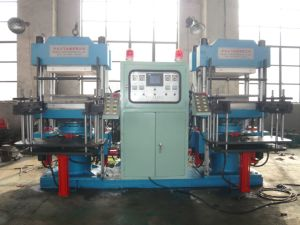 Automatic Hydraulic Vulcanizing Press with Ce, ISO pictures & photos