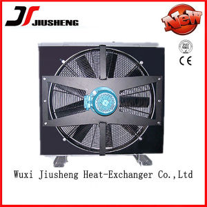 Aluminum Plate-Bar Hydraulic Fan Oil Cooler Radiator
