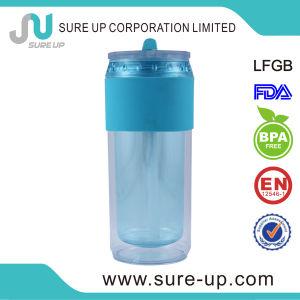Fashion Design Graceful Plastic Water Mug (MPUX) pictures & photos