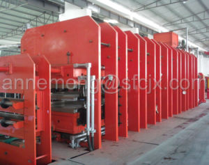 Fabric Core Conveyor Belts Press, Conveyor Belt Vulcanizing Press pictures & photos