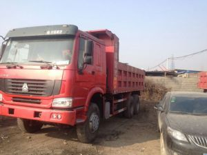 Sinotruck HOWO Dongfeng JAC Beiben Shacman Used Dumper Tipper Truck pictures & photos