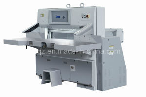 Digital Display Paper Cuting Machine (SQZX92G) pictures & photos