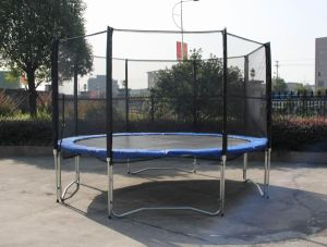 New 12ft Trampoline with Enclosure pictures & photos