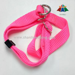 High Toughness Magenta Nylon Dog Collar pictures & photos