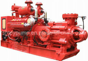 Diesel Fire Pump Multistage Type pictures & photos
