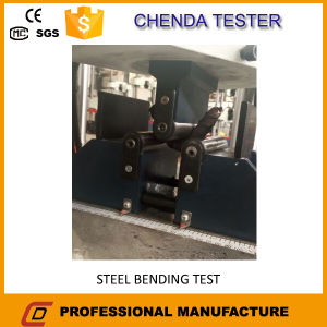Waw 600d Tensile Strength Testing Machine Usage in Construction Laboratory pictures & photos