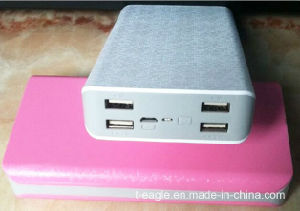 25000amh 4USB Power Bank pictures & photos