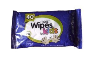 2014 Summer Hot Sale 80PCS/Bag Wet Wipe for Baby