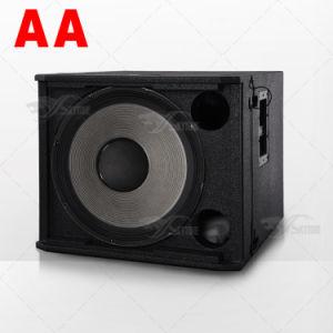 Vrx918sp 18inch Speaker, Subwoofer Speaker, Powered Speaker pictures & photos