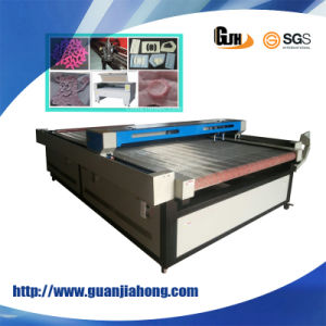 Textile and Leather Auto Feeding Laser Cutting and Engraving Machine pictures & photos
