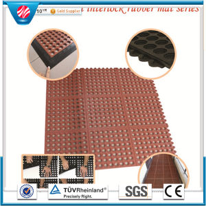 Anti-Static Rubber Mat/Antibacterial Floor Mat/Drainage Rubber Mat