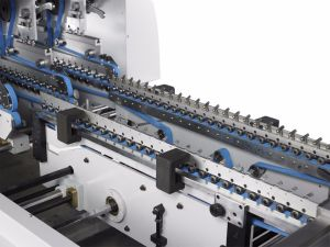Xcs-800fcn Multifunctional Folder Gluer Machine pictures & photos