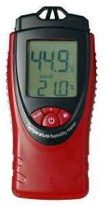 St8010 Temperature Humidity Meter with Dew Point
