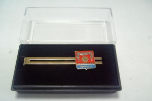 Tieclip with Matte Silver Plated pictures & photos