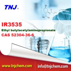 Mosquito Repellent IR3535 Ethyl Butylacetylaminopropionate CAS 52304-36-6 pictures & photos