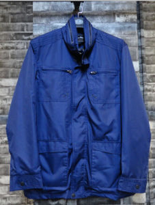 Hot Sale Ecofriendy Polyester Light Wear New Classic Man Jacket with High Grade pictures & photos