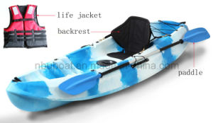 Plastic Single Sit on Top Kayak (UB-05)