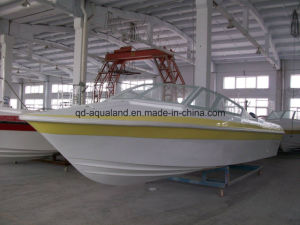 Aqualand 28feet 8.6m Fiberglass Motor Patrol Boat/Passenger Ferry Boat/Rescue Boat (860) pictures & photos