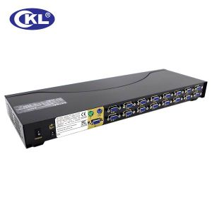 High Quality 16 Port PS/2 Kvm Switch